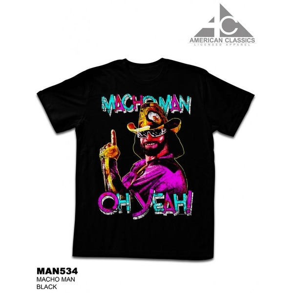 MACHO MAN MACHO MAN Shirt