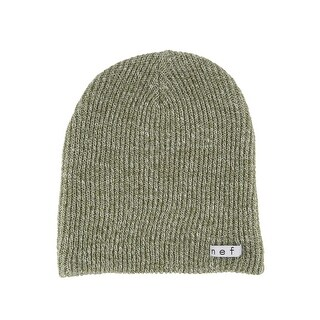 Neff Daily Olive/White Heather Knit Hat