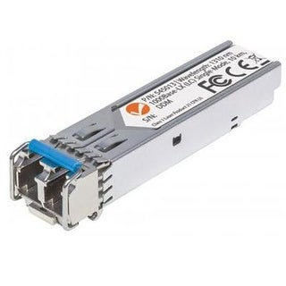 Intellinet Gigabit Fiber Sfp+ Optical Transceiver Module, 1000Base-Lx (Lc) Port,