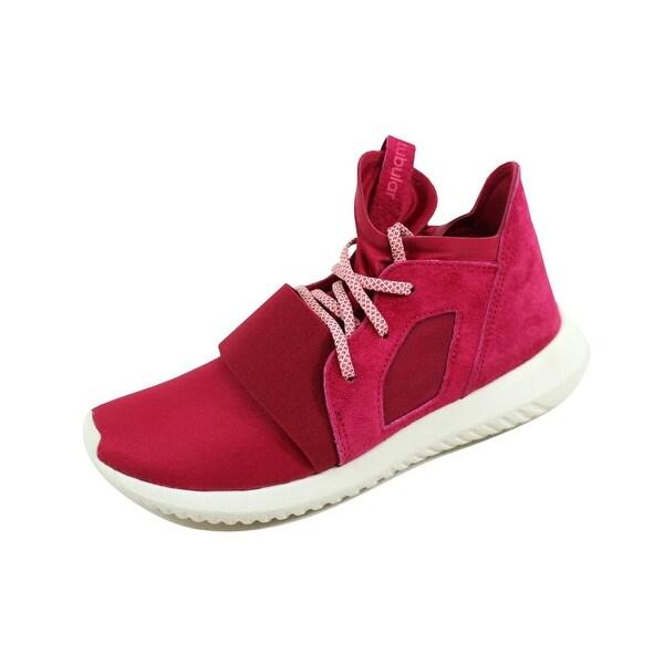 Adidas Women's Tubular Defiant Pink/White S75902
