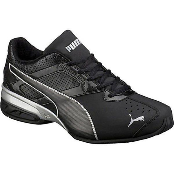 a373bed1ef2 Shop PUMA Men s Tazon 6 FM Sneaker Puma Black Puma Silver - On Sale ...