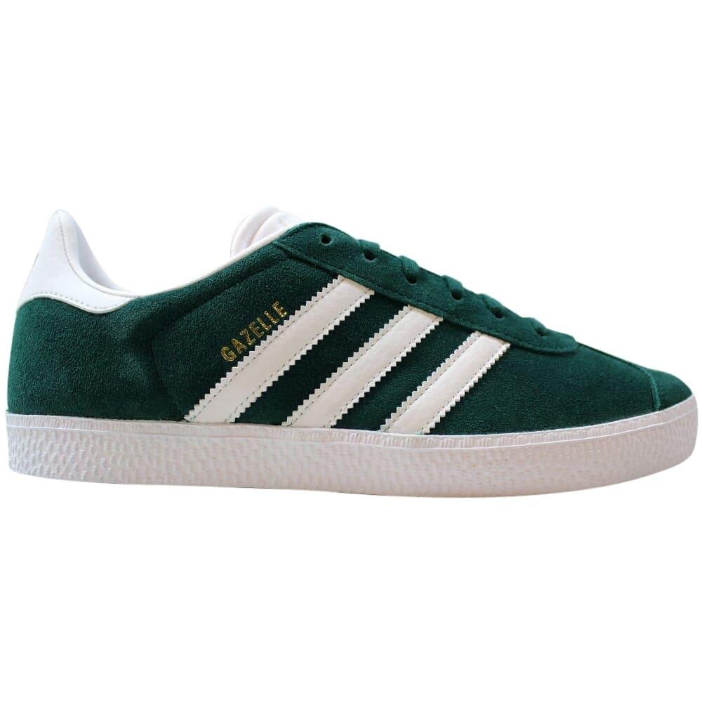 Shop Adidas Gazelle J Noble Green