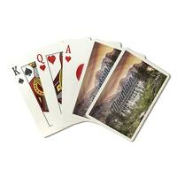 MT John Muir The Mountains are Calling Photograph (Poker Playing Cards Deck) - Playing Cards Deck