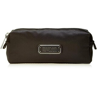 Marc by Marc Jacobs Womens Zero Sateen Lined Cosmetic Bags - Black - o/s