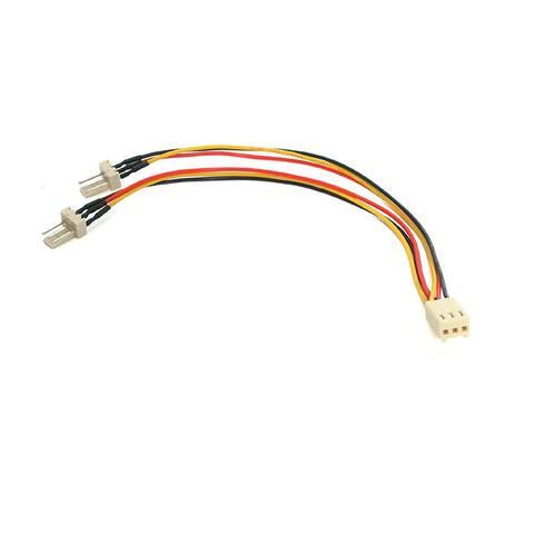 StarTech TX3SPLITTER StarTech.com 6in TX3 Fan Power Splitter Cable - 6