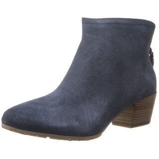 Kenneth Cole Reaction Pil Age Women's Suede Ankle Boots