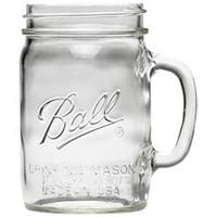24Oz - Ball Wide Mouth Drinking Mug (6/Pack)