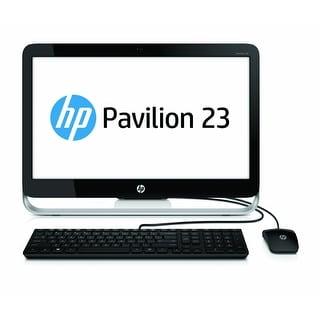 "HP Pavilion 23-H139 23"" Non Touch AIO Desktop AMD A6-5200 2.0GHz 4GB 500GB W10"