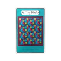 Firetrail Designs Falling Blocks Ptrn