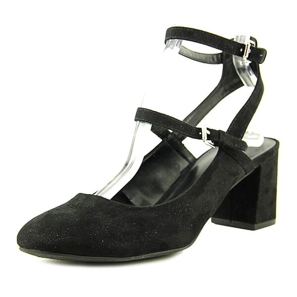 Indigo Rd. Womens Great2 Closed Toe Ankle Strap Classic Pumps