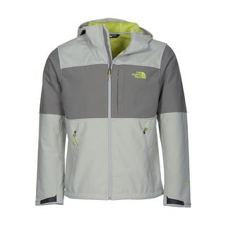 The North Face Hoodie PRS Jacket Faux Fur Lining Pache Grey Medium M