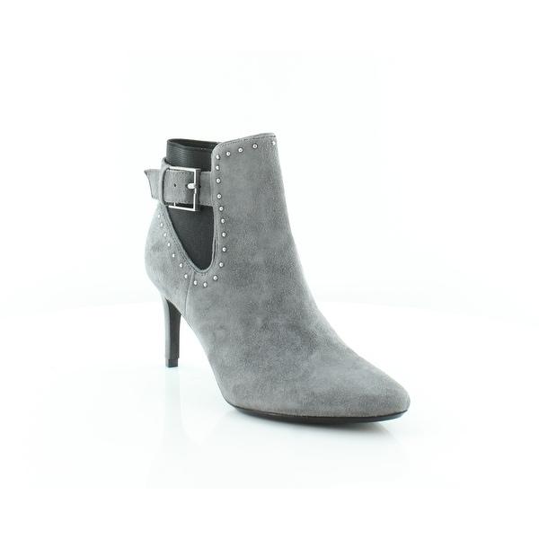 Calvin Klein Jozie Women's Boots Shadow Grey/Black - 6