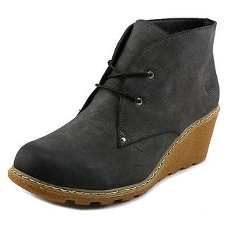 Dirty Laundry Hartford Round Toe Synthetic Bootie