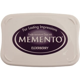 Memento Dye Ink Pad-Elderberry