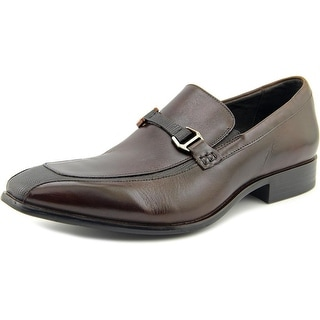 Stacy Adams Maxfield Men Round Toe Leather Brown Loafer