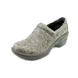 B.O.C. Margaret Round Toe Synthetic Clogs