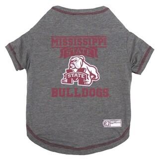 Mississippi State University Doggy Tee-Shirt