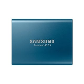 Samsung T5 250 GB External Solid State Drive T5 250GB Portable Solid State Drive