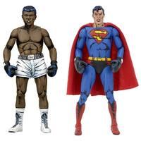 """Muhammad Ali vs. Superman 7"""" Action Figure 2 Pack - multi"""
