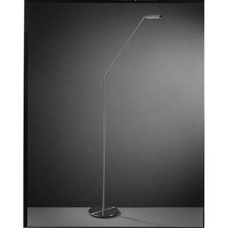Kovacs GK P018 Lamps Floor Lamps Floor Lamps from the Heather series - Brushed Nickel