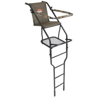 Millennium L-100 21Ft Single Ladder Stand - L-100-SL|https://ak1.ostkcdn.com/images/products/is/images/direct/142b359218e44e30c28440832bcc95f8e8c28c58/Millennium-L-100-21Ft-Single-Ladder-Stand---L-100-SL.jpg?impolicy=medium