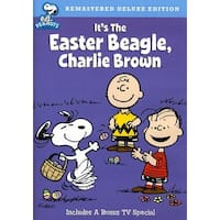 Peanuts - It's the Easter Beagle Charlie Brown [DVD]