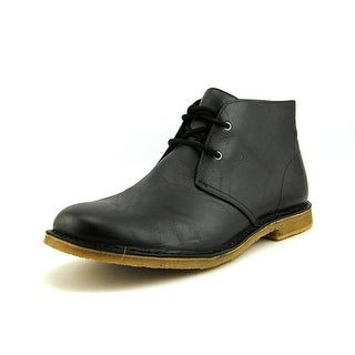 Ugg Australia Leighton Men Round Toe Leather Chukka Boot