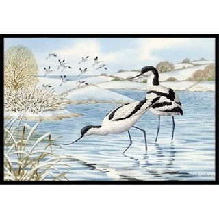 Carolines Treasures ASA2190JMAT Avocet Indoor or Outdoor Mat 24 x 36