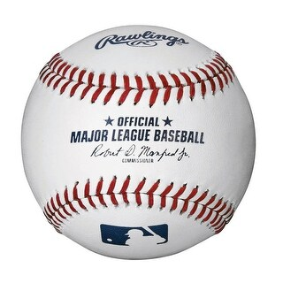 Rawlings Official Major League Baseballs  1 Dozen Cubed