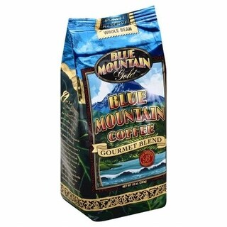 HAWAIIAN GOLD 229489 Blue Mountain Blend Coffee Beans - 10 oz.