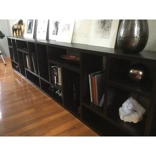 Furniture of America Espresso Multi-Purpose 3-in-1 Display Cabinet ...