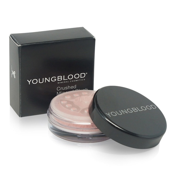 Youngblood Crushed Mineral Blush Tulip 0.11 Oz