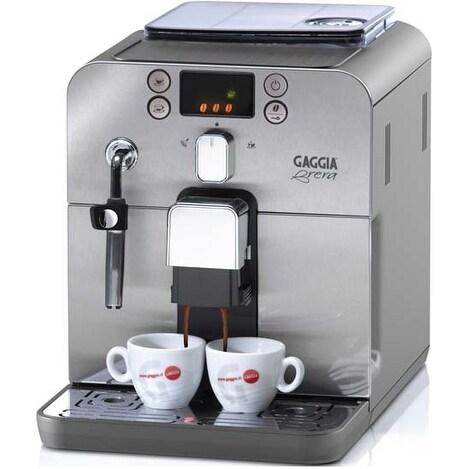 Gaggia 59100 Brera Silver Automatic Espresso Machine