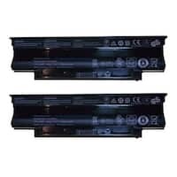 Dell Inspiron 14R Battery Replacement (Generic/4400mAh) - J1KND (2 Pack)
