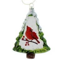 Cardinal Tree Ornament