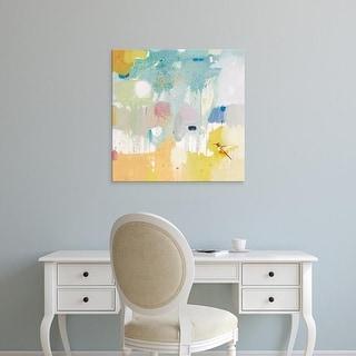 Easy Art Prints Anthony Grant's 'Hummingbird At Home 2' Premium Canvas Art
