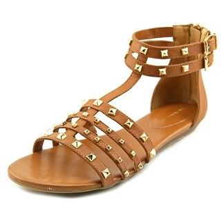 BCBGeneration Anaka-X Women Open Toe Synthetic Gladiator Sandal