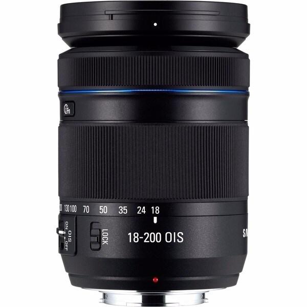 Samsung 18-200mm f/3.5-6.3 (For NX Cameras)