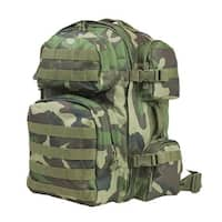 NcSTAR CBWC2911 Vism By Ncstar Tactical Back Pack-Woodland Camo