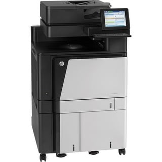 HP LaserJet M880z+ Laser Multifunction Printer - Color - Plain (Refurbished)