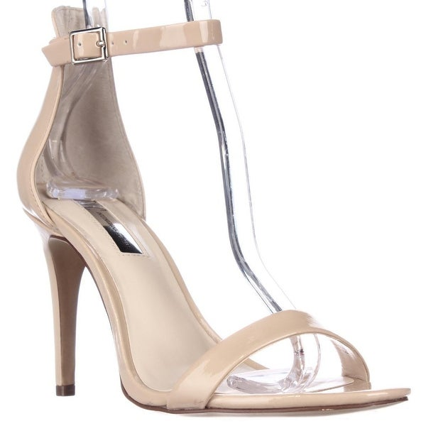 I35 Roriee Ankle Strap Dress Sandals, Summer Nude
