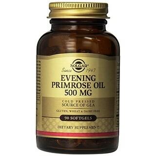 Solgar - Evening Primrose Oil 500 mg Softgels - 90