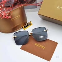 2018 New Bee High Quality Polarized Sunglasses Women GUCCI-9286 Big Frame UV400 Glasses