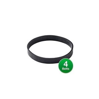 Genuine Vacuum Belt for Eureka 61120 (2-Pack) Eureka Belt 61120