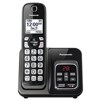 Panasonic Consumer Products - Kx-Tgd530m - Expandable Cordless Phone With Call Block And Answering Machine, 1 Handset