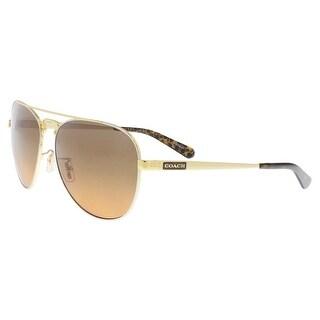 5d0d8404c508 germany coach keri white sunglasses dbh e00ac 4cdcd; discount coach hc7069  929595 gold silver dk tort gold aviator sunglasses 60 15 cb2e7 ec476