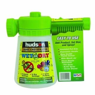 Hudson 2204 Wet/Dry And Liquids Hose End Applicator