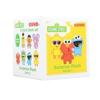 "Sesame Street Blind Box 3"" Mini Plush Series, One Random - Multi"