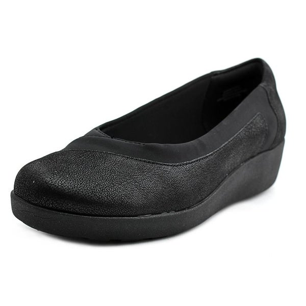 Easy Spirit e360 Kathleen Women Round Toe Canvas Loafer