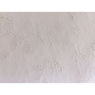 Oliver & James Cosmopolitan Modern White Bicast Leather Counter Stools (Set of 2)